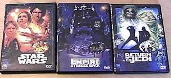 Star Wars on DVD - News and Past Events