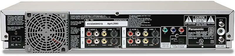 panasonic dmr e80h user review rh prillaman net Panasonic Remotes for DVD and VHS Recorder Panasonic DMR DVD Recorder Remote