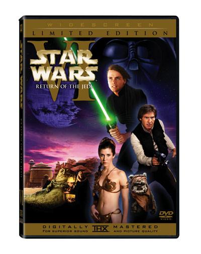 Star Wars DVD Reviews: