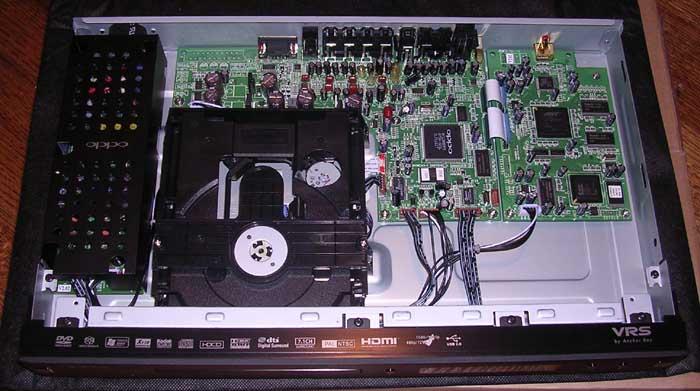 OPPO Digital DV 983H User Review