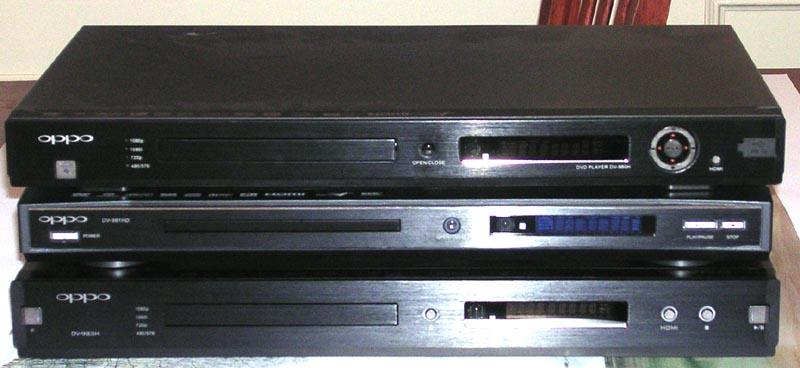 Oppo dv-980h universal dvd player: audio performance.