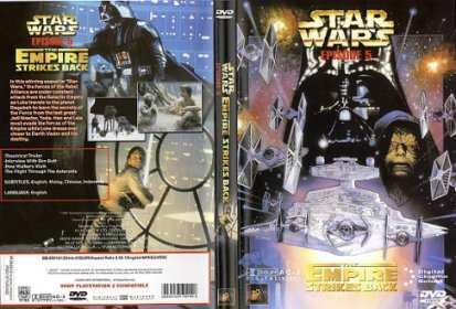 Version B Empire Strikes Back bootleg
