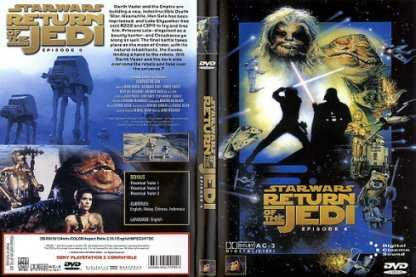 Version B Return of the Jedi bootleg