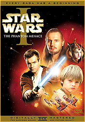Star Wars: Episode I: The Phantom Menace DVD