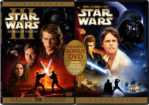 Star Wars On Dvd News And Past Events